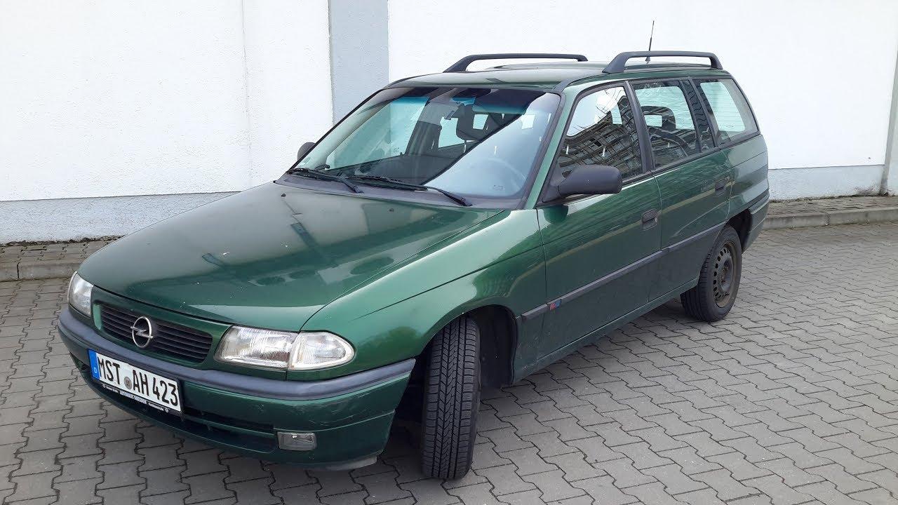 Opel Astra F Caravan | 1,6 Liter | mit Nebelscheinwerfer ...