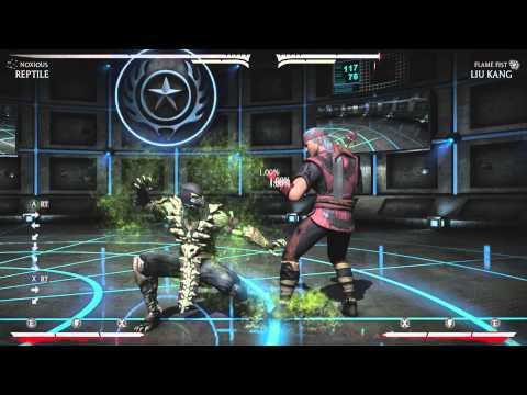 Mortal Kombat X: Reptile Character Breakdown