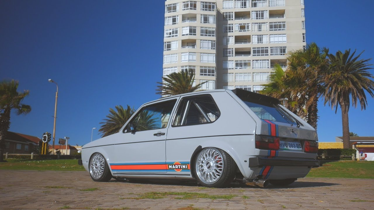 Martini 1980 Mk1 Golf in Issue 192 by Speed and Sound Magazine