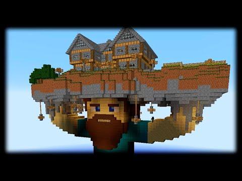 Самый Необычный Механический Дом в Minecraft (Обзор Карты 12)