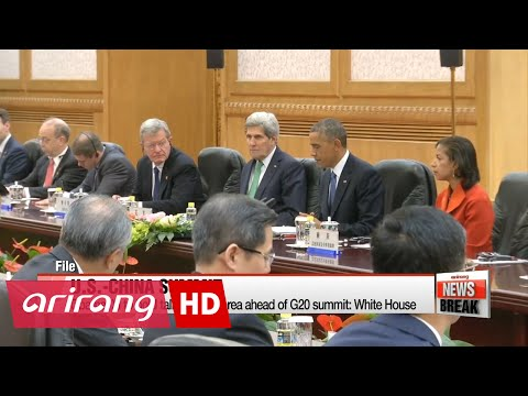 Obama, Xi to hold talks on N. Korea ahead of G20 summit: White House