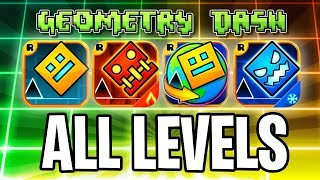 every-geometry-dash-level-with-coins-gd-meltdown-subzero-world-37-levels