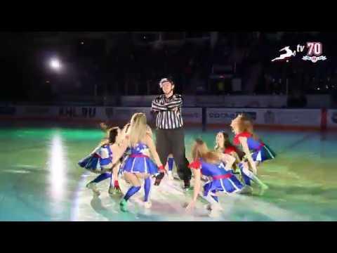 Зажигательный танец арбитра в Нижнем Новгороде