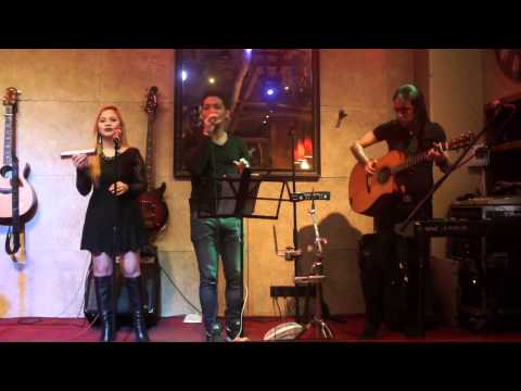 Thinking Out Loud (cover) - ACUSHLA Trio