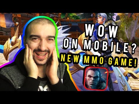 King Of Kings SEA: If World Of Warcraft Mobile Was Real! - Gameplay Android