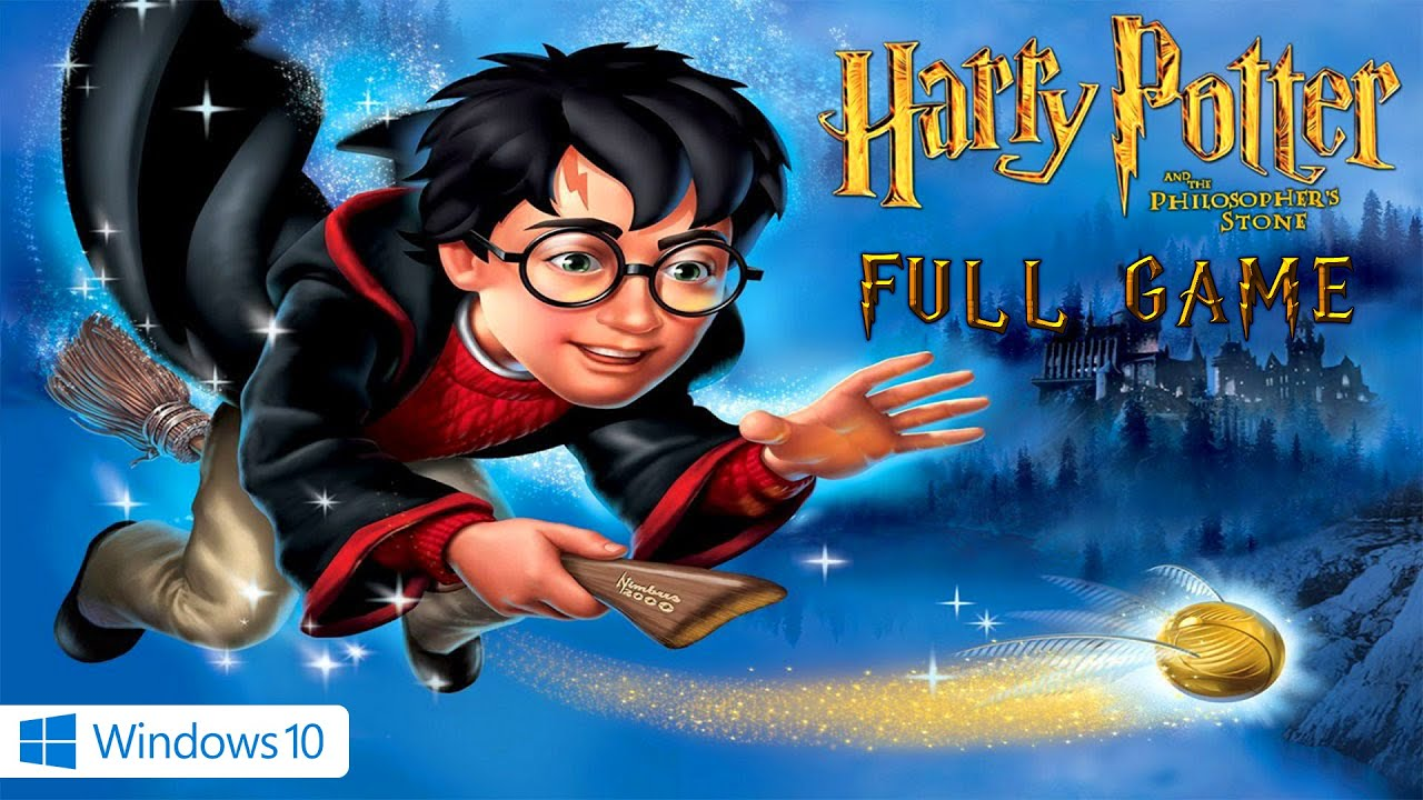 Harry Potter And The Philosopher S Sorcerer S Stone Pc