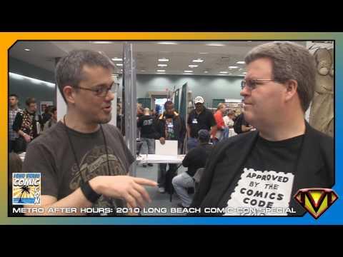 Steve Niles Interview