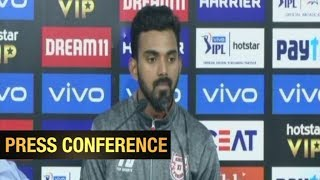 KL RAHUL hopes to change team's fortune in this season of IPL | RRvsKXIP | IPL 2019 | Sports Tak