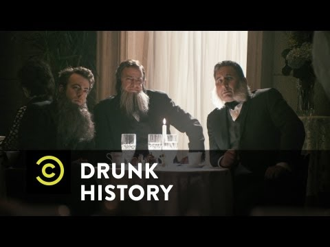 Drunk History - Lincoln the Lawyer