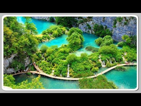 16湖國家公園(普利特維斯湖Plitvice Lakes National Park )@克羅埃西亞 - YouTube