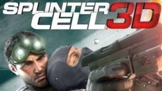 Splinter Cell 3D: Debut Trailer