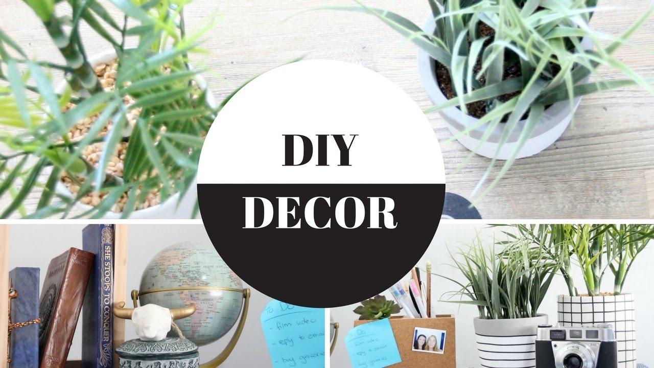 Diy room decor minimalist plants urban anthropology for Diy minimalist room
