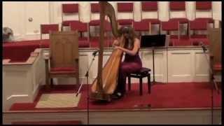 Handel: Tema con Variazioni for Harp