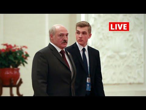 Всё! Коля Лукашенко определился. Ну и новости! Live