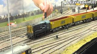 Model Railway Show - Stafford Rc - Feb 2014