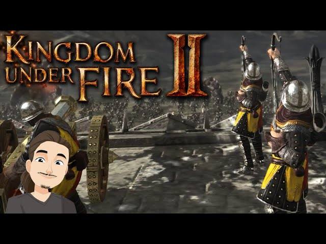 Kingdom Under Fire 2 - Dynasty Warriors meets Total War in an MMO?