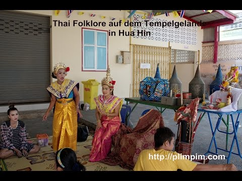 Thai Folklore in Hua Hin