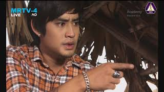 Myint Myat won Actor in a Supporting Role at Myanmar Academy Awards for 2017