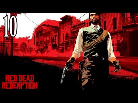 LA CIUDAD - Red Dead Redemption - EP 10