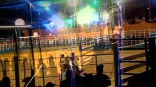 CLAUDINEY MATHIAS EM LUCIANÓPOLIS-SP 2011 ( RODEIO DA GRAIA)