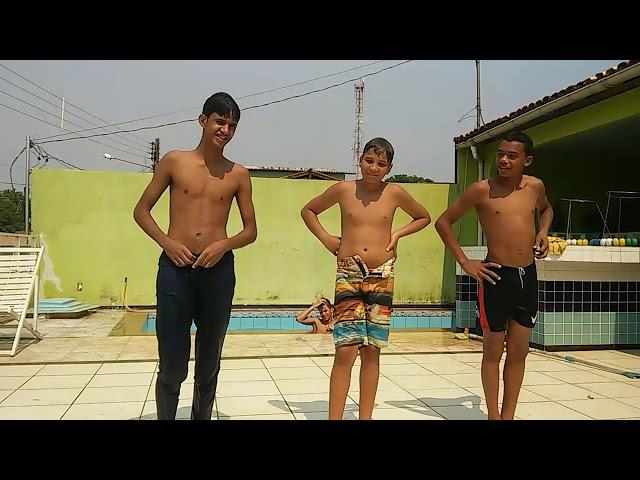 Desafio da piscina  épico
