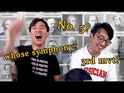Guess the Symphony in 5 Seconds how many can you guess?
