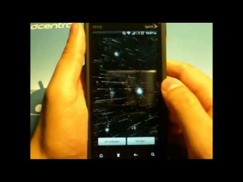 Starfield 3D Live Wallpaper Demo.mp4 - YouTube