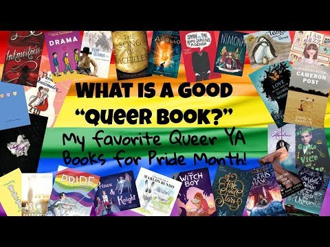 What Makes A Good Queer Book? My Favorite YA Queer Books!