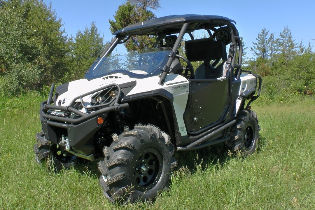 Can Am Commander 1000 Lifted