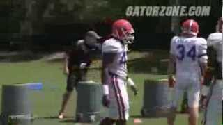 Florida Football Tennessee Preview: DJ Durkin 9-18-13