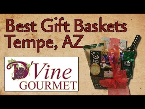 Wine and Cheese Gift Baskets Tempe AZ - dVine Gourmet