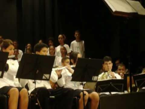 Concerto Sinfonico Natalino No Teatro Carlos Gomes