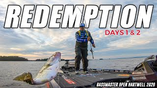 ALL IN For Redemption - Road to the Classic Ep.16 Bassmaster Lake Hartwell