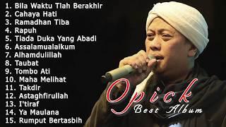 Download lagu 15 Lagu Opick Terbaik [ Full Album ] 💛 Lagu Religi Islam Terpopuler Sepanjang Masa
