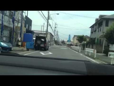 Dynamic speed display sign at Higashi-Kariya, Japan 2