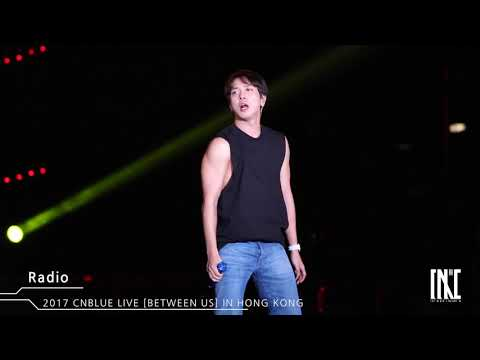 170819 2017 CNBLUE LIVE [BETWEEN US] IN HONG KONG - Radio