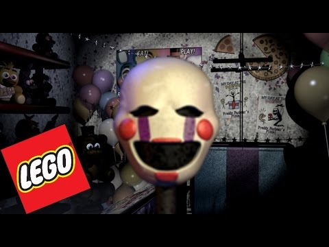 Lego five nights at freddy s 2 the puppet youtube