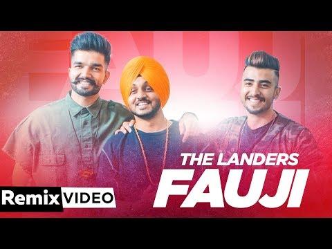 fauji-(remix)-|-the-landers-|-western-penduz-|-latest-punjabi-songs-2019-|-speed-records