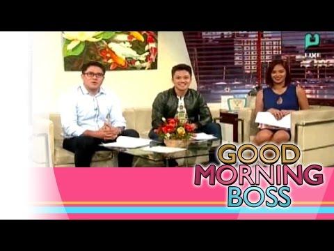 [Good Morning Boss] #TekaMoment [02|01|16]