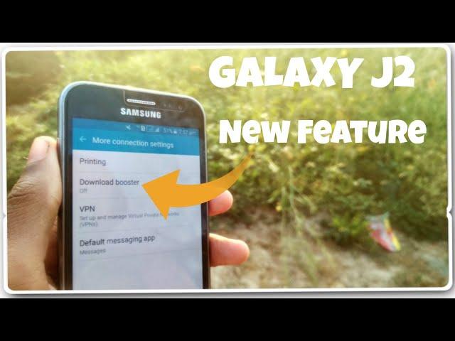 J2 pro phones hidden settings