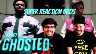 SUPER REACTION BROS REACT & REVIEW FOX Ghosted Official Trailer!!!!