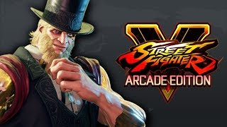 VOTE FOR G STREET FIGHTER V