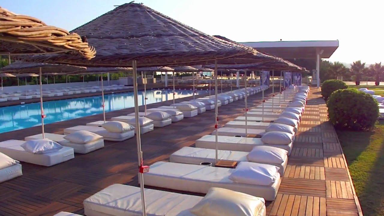 the hillside su hotel antalya turkey youtube