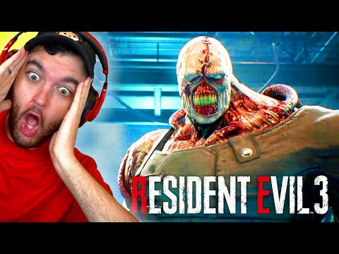 RESIDENT EVIL 3 - WORLD RECORD SPEEDRUN IS AWESOME!!!