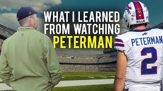 What I Learned From Nathan Peterman