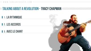 Talkin' about a revolution (Tracy Chapman) tuto guitare - Intro