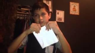 Paper bomb sound