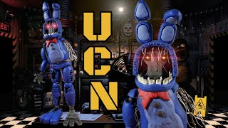 WITHERED BONNIE 😱😱(FNAF 2/UCN) (REMAKE) PLASTILINA✔✔✔ PORCELANA✔✔ POLYMER CLAY✔