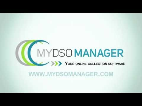 Debt Collection Software MY DSO MANAGER overview (English version)