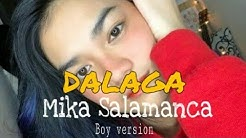 Dalaga - Arvey | Mika Salamanca (boy version)